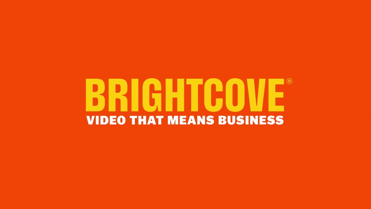 video da brightcove