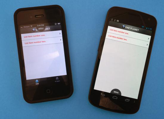 App Cloud vs  PhoneGap: A Web developer's view | Brightcove