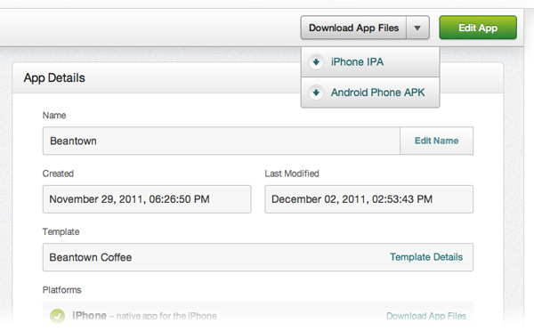 The Pursuit of Appiness: Building native apps with App Cloud and