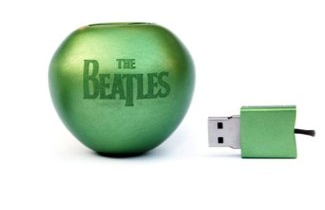 Beatles USB image