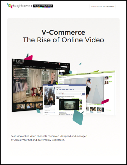White Paper: V-Commerce: The Rise of Online Video