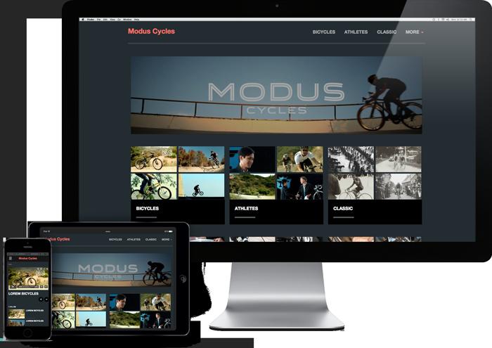 タブレットやモバイル機器にも対応した動画ポータルサイトを作成可能