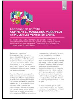 L'adéquation parfaite : Comment le marketing vidéo peut stimuler les ventes en ligne