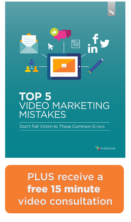 Top 5 Video Marketing Mistakes