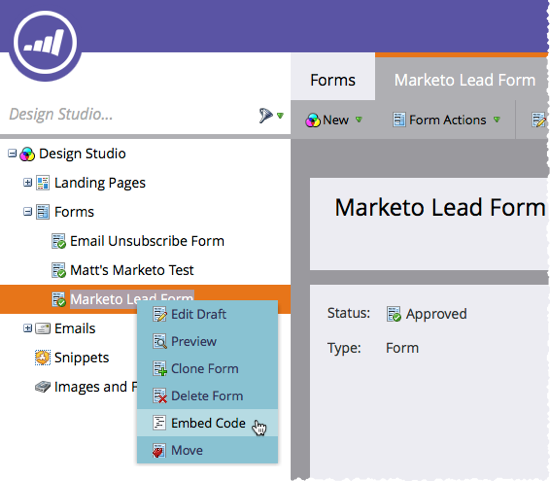 Creating Custom Lead Forms for Marketo | Brightcove Learning