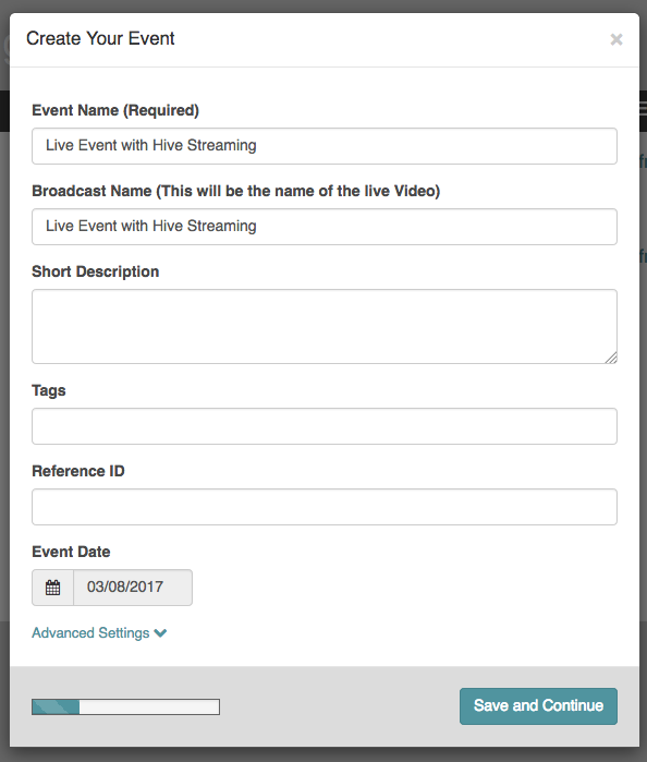 Getting Started with Hive Streaming and Video Cloud | Brightcove