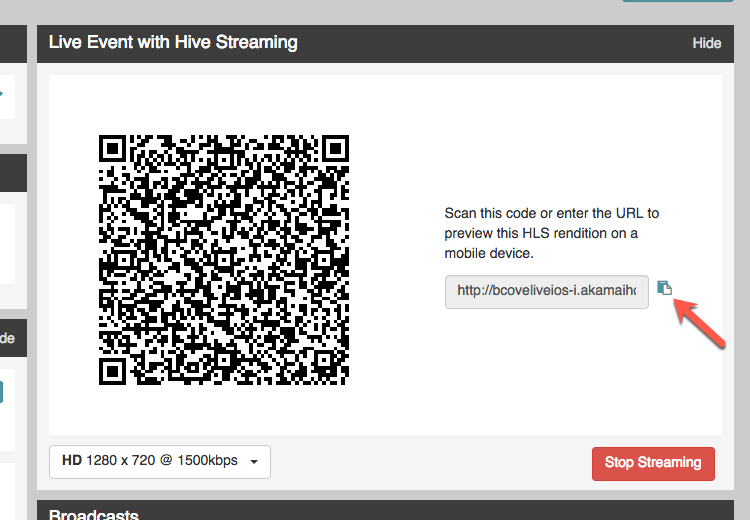 Getting Started with Hive Streaming and Video Cloud