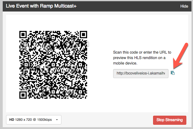 Getting Started with Ramp Multicast+ and Video Cloud