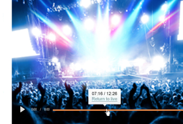 Advanced Live Streaming